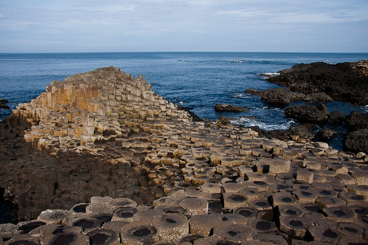 The Giants Causeway of Ireland