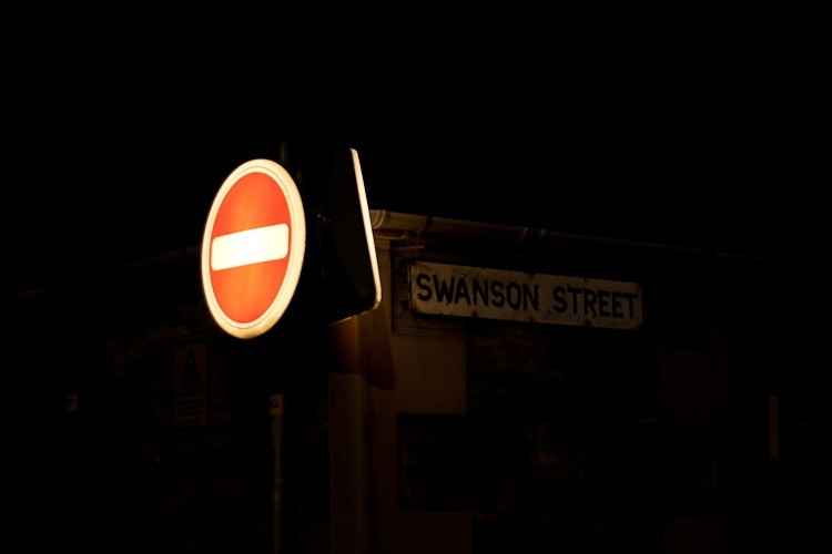 Swanson street
